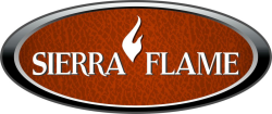 Sierra Flame by Mainland Fireplaces